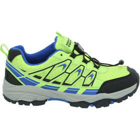 High Colorado Kim Chaussures Enfant, yellow-blue